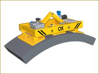 OX Worldwide Vacuum Beams