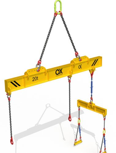 lifting beam Ox Worldwide 1