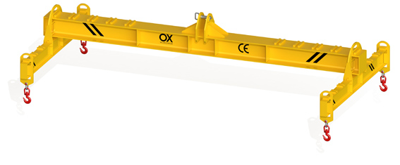 adjustable H beam Ox Worldwide