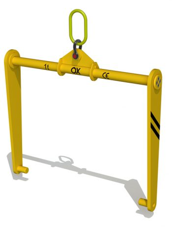 Special lifting beams Ox Worldwide