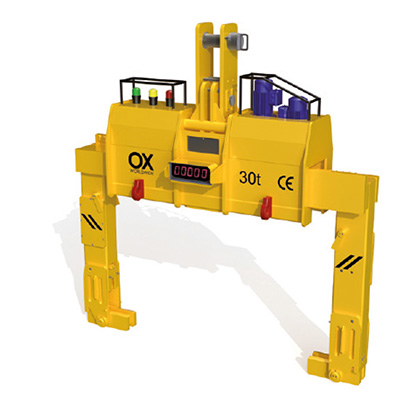 coil clamps Ox Worldwide