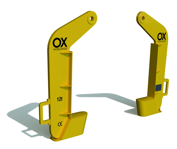 Double C Hook model Ox Worldwide