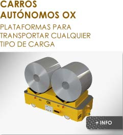 Productos Ox Worldwide Carros autonomos