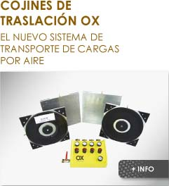 cojin neumatico ox worldwide imagen