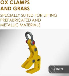 lifting clamp Ox Worldwide image