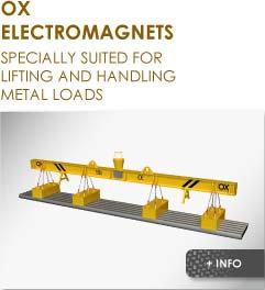 lifting electromagnet Ox Worldwide image