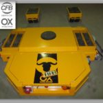 OX-ST-40 SELF PROPELLED TROLLEY