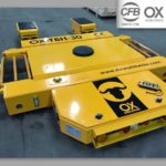 OX-TBH-30 SELF PROPELLED TROLLEY
