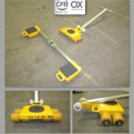 OX-TG-06 Manual Trolley