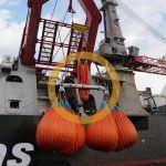 Spreader Beam 600 toneladas
