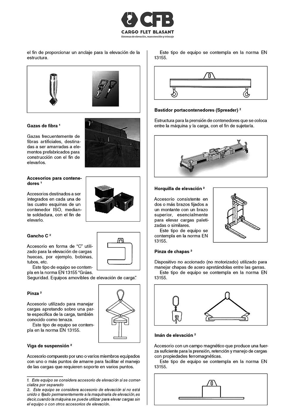 CONSEJOS PARA LA ELEVACIÓN DE GRANDES CARGAS 2