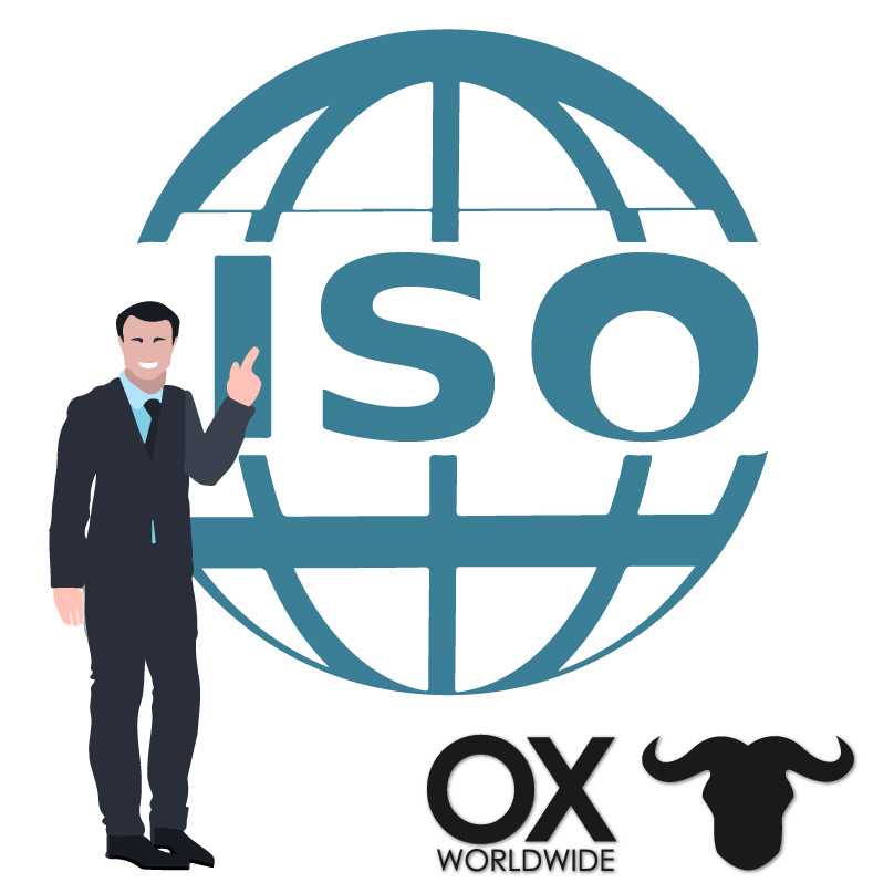 ISO certificates Ox Worldwide