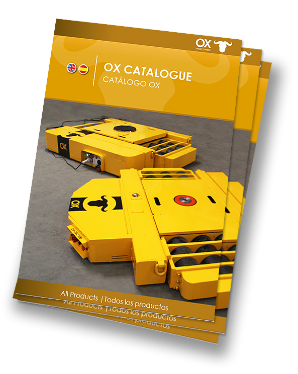 Heavy lifting equipment Catalogue Ox Worldwide