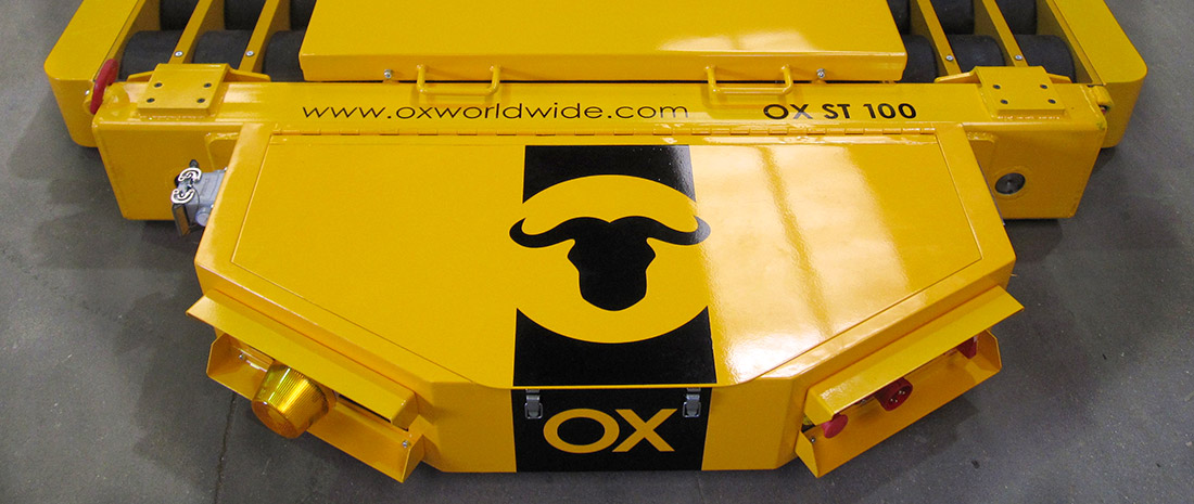Tanquetas autopropulsadas Ox Worldwide