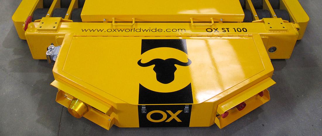 Tanquetas autopropulsadas Ox Worldwide