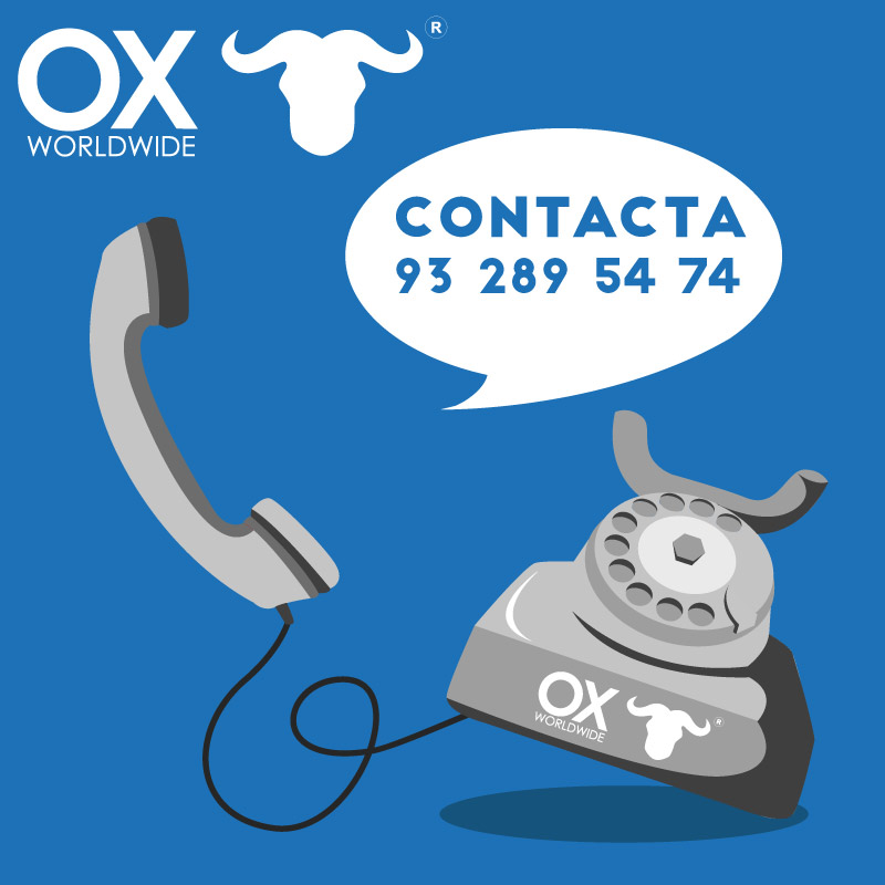 Contacto Ox Worldwide