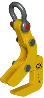 lifting clamp Ox Worldwide