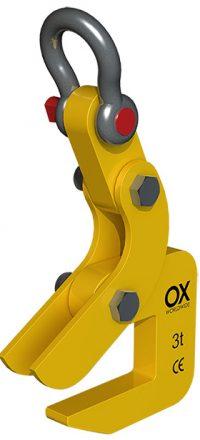 Garras de elevacion Ox Worldwide