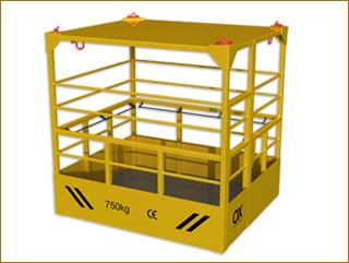 elevacion de cargas Ox Worldwide plataforma elevadora