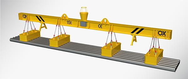 lifting electromagnet Ox Worldwide