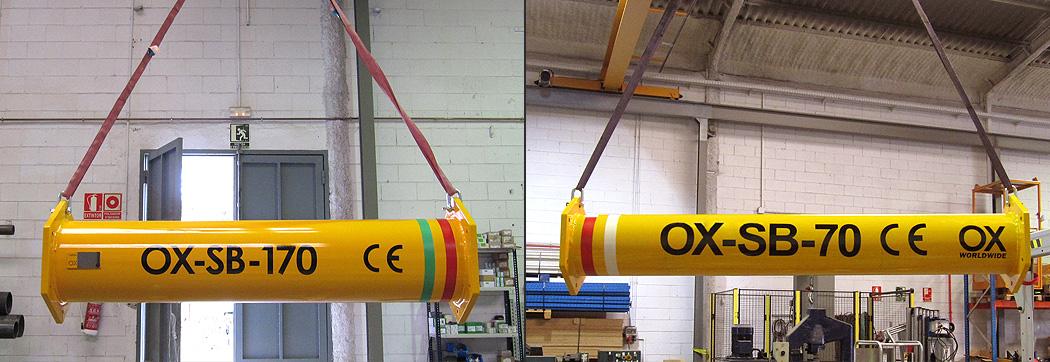 Balancin de carga OX Worldwide slider 3