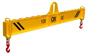 Adjustable lifting beams Ox Worldwide 2