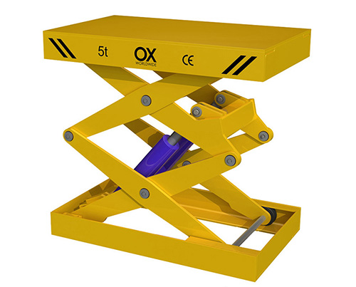 lift table Ox Worldwide