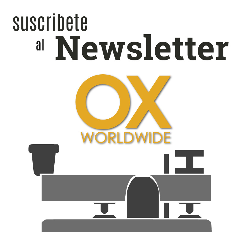 Newsletter Ox Worldwide ES