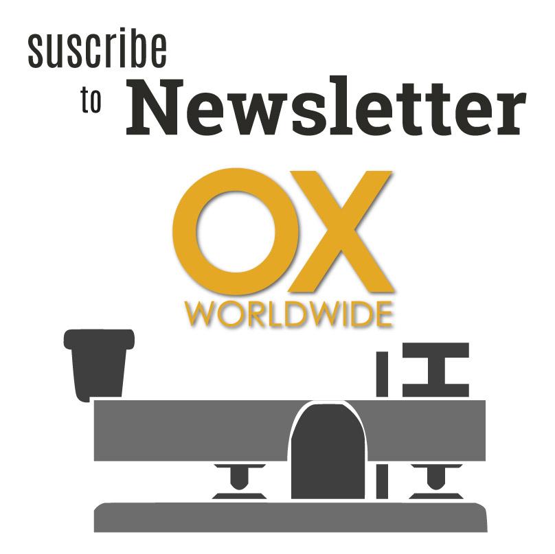 Newsletter Ox Worldwide EN