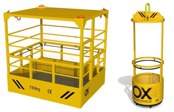 basket lift Ox Worldwide 3
