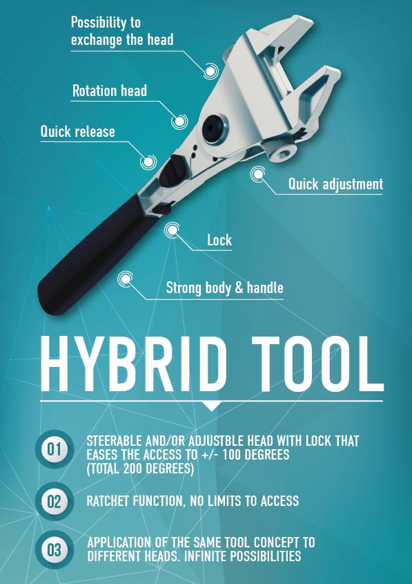 Hybrid Tool 1