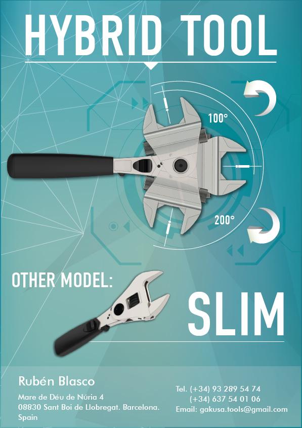 Hybrid tool 2