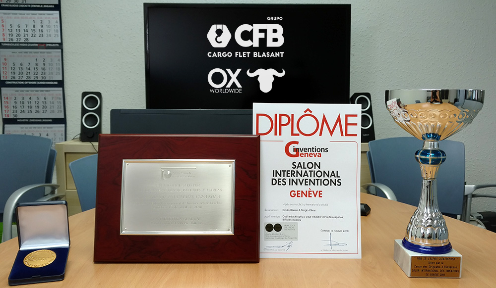 Ox Worldwide receives 3 awards 1