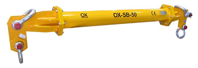 balancin de carga Ox Worldwide spreader