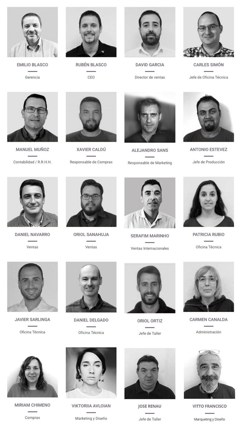 Our company Ox Worldwide team 2