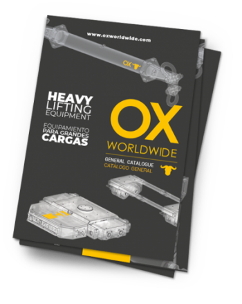 General Catalogue Ox Worldwide Cover