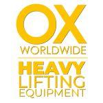 Heavy lifting equipment Ox Worldwide