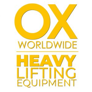 heavy lifting equipment Ox Worldwide