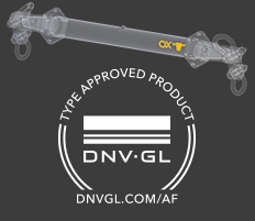 DNV certificate for Ox Worldwide Image
