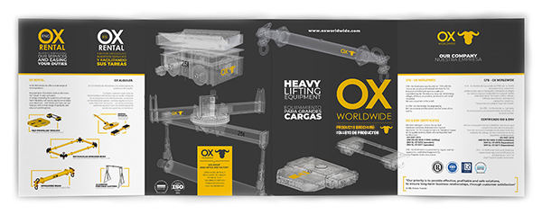 DOWNLOADS OX WORLDWIDE Products Brochure
