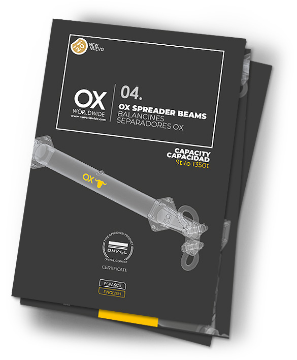DOWNLOADS OX WORLDWIDE Spreader beams catalog