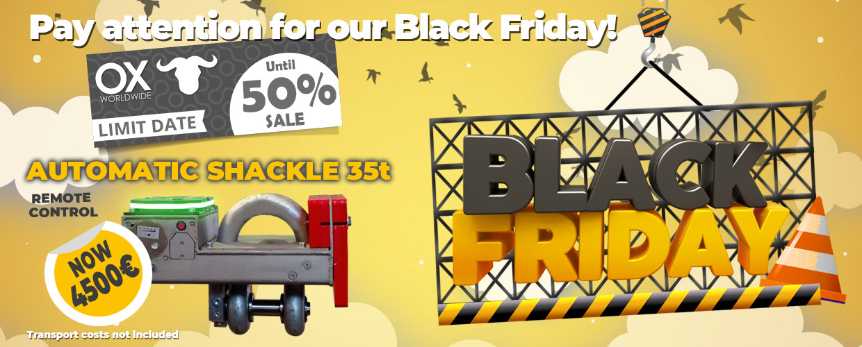 Black friday 2018 Ox Worldwide eng