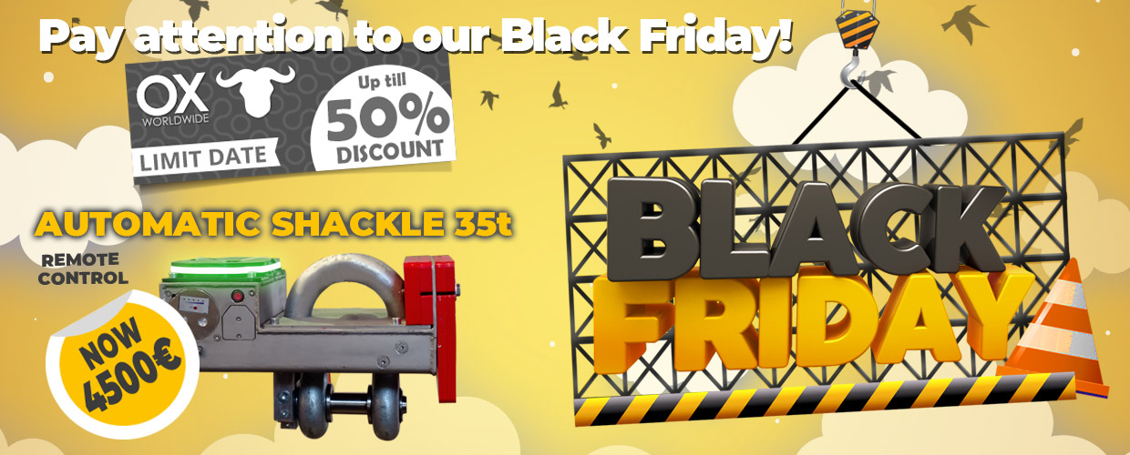 Black Friday 2018 Ox Worldwide EN