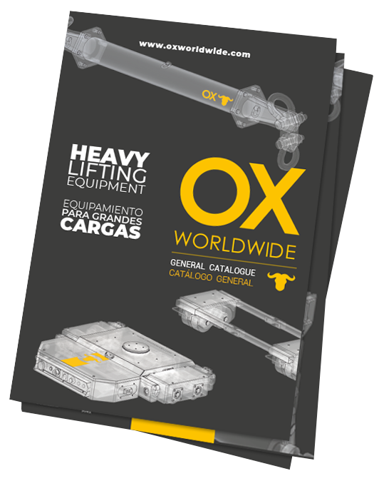 General catalog Ox Worldwide cover