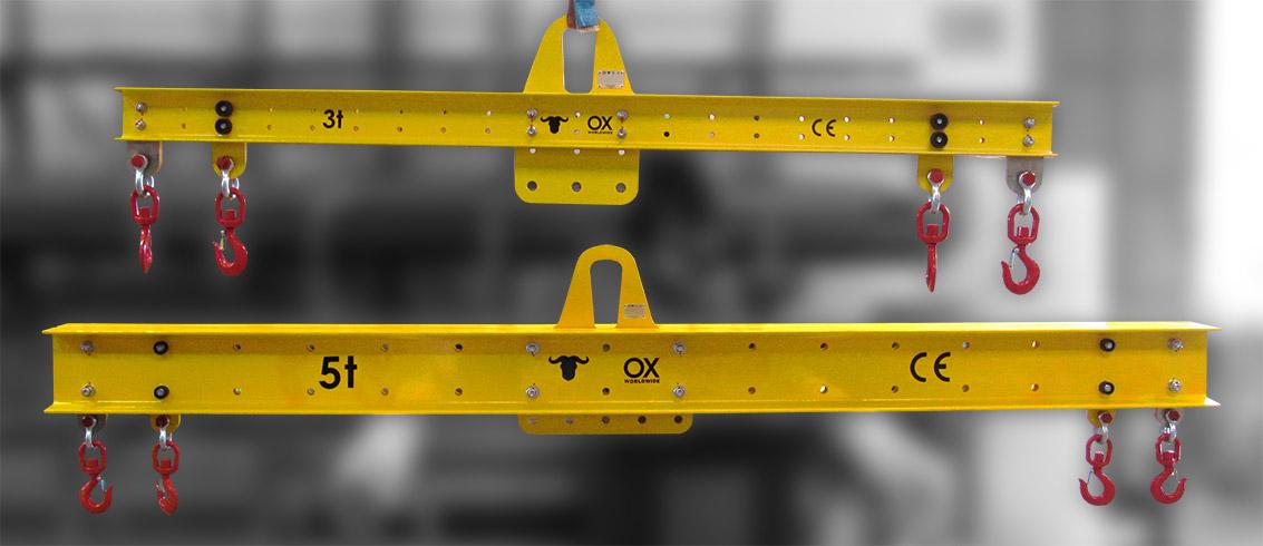 lifting beam Ox Worldwide cheap 1
