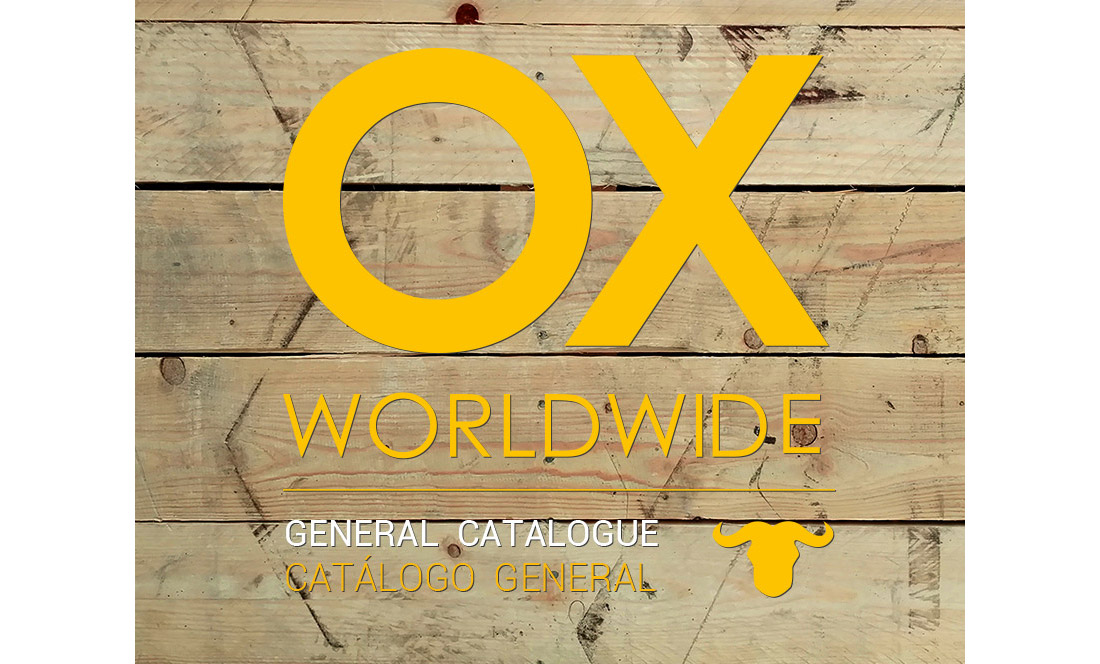 Ox Worldwide New Catalog