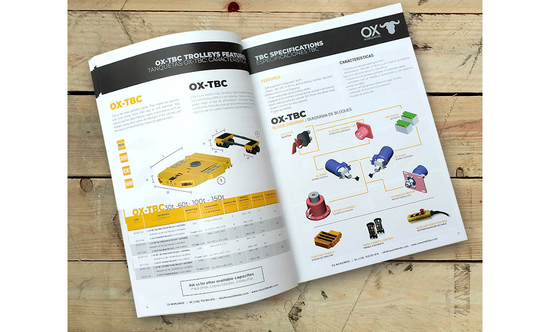 Ox Worldwide New Catalog 3