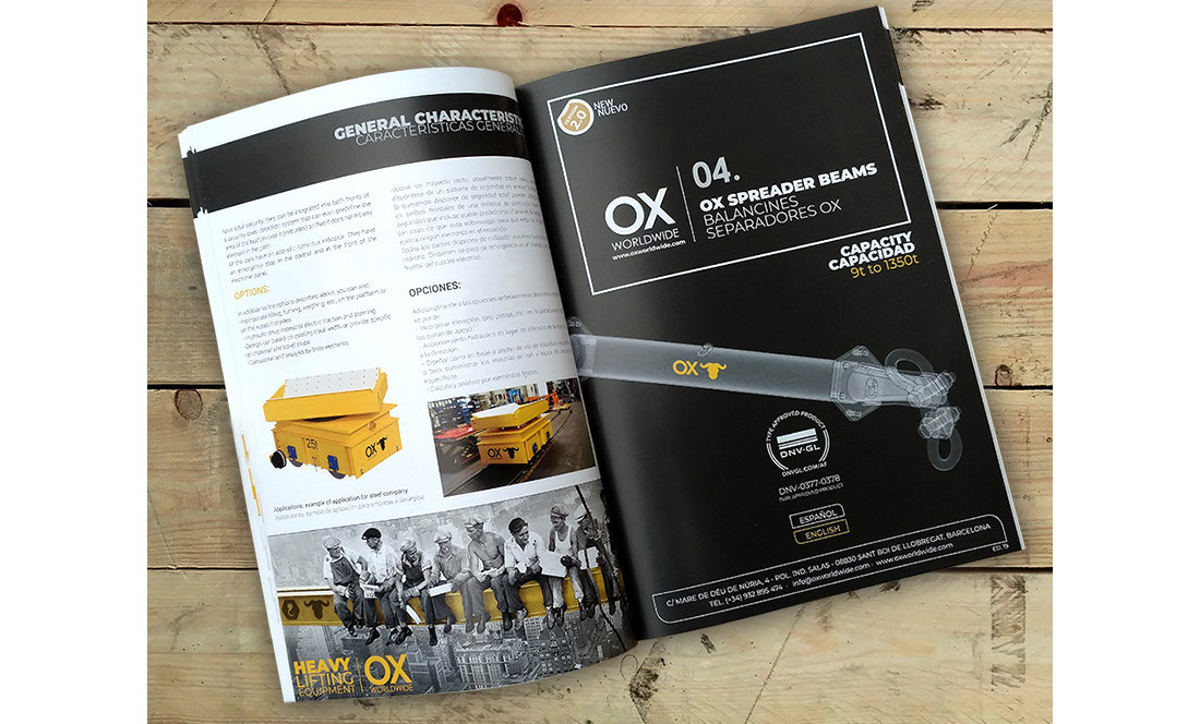 Ox Worldwide New Catalog 4