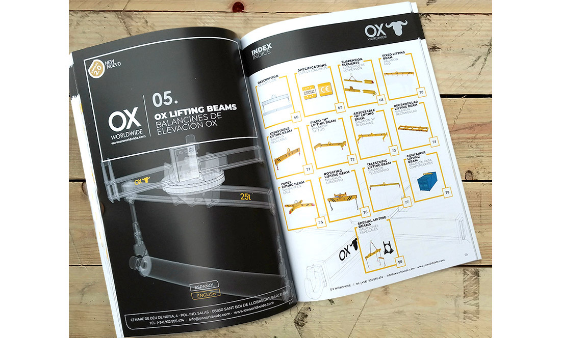 Ox Worldwide New Catalog 7