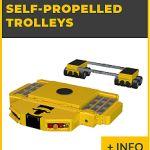 Self propelled trolley Ox Worldwide